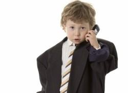child-suit-cute-phone