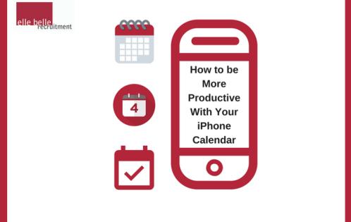 iPhone Calendar Tips and Tricks blog