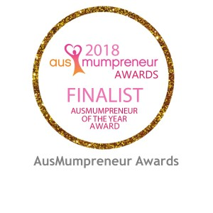 2018 Ausmumpreneur Finalist