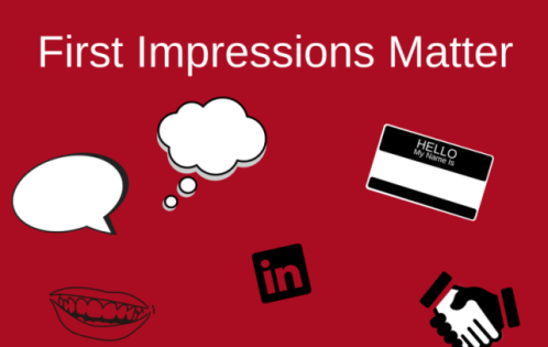 First Impressions Matter (1)