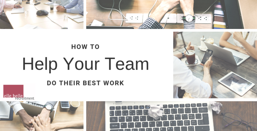 blog How to Help Your Team