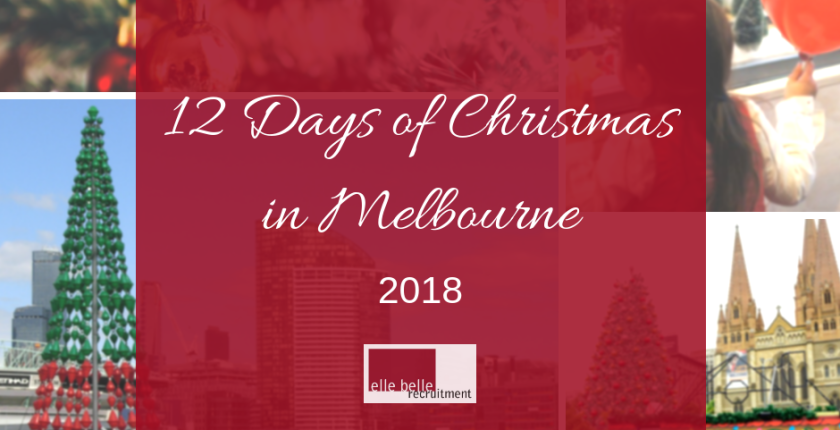 12 Days of Christmas in Melbourne